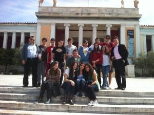 Επίσκεψη στο αρχαιολογικό μουσείο3